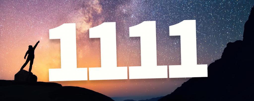Значение числа 111. Ангельская нумерология