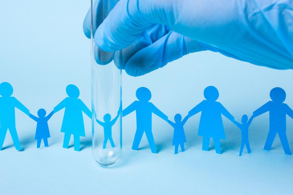 test tube children