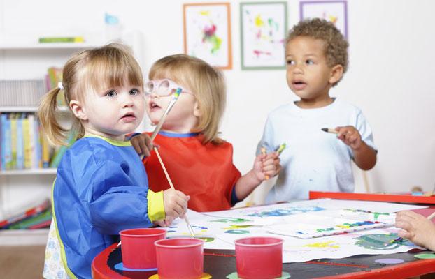 cognitive research activities of preschool children