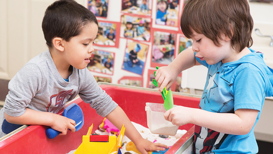 developmental activities for children in the 2nd younger group