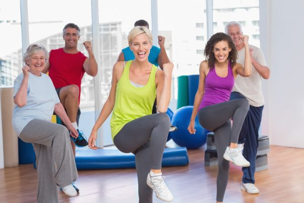 Aerobics is recommended for everyone