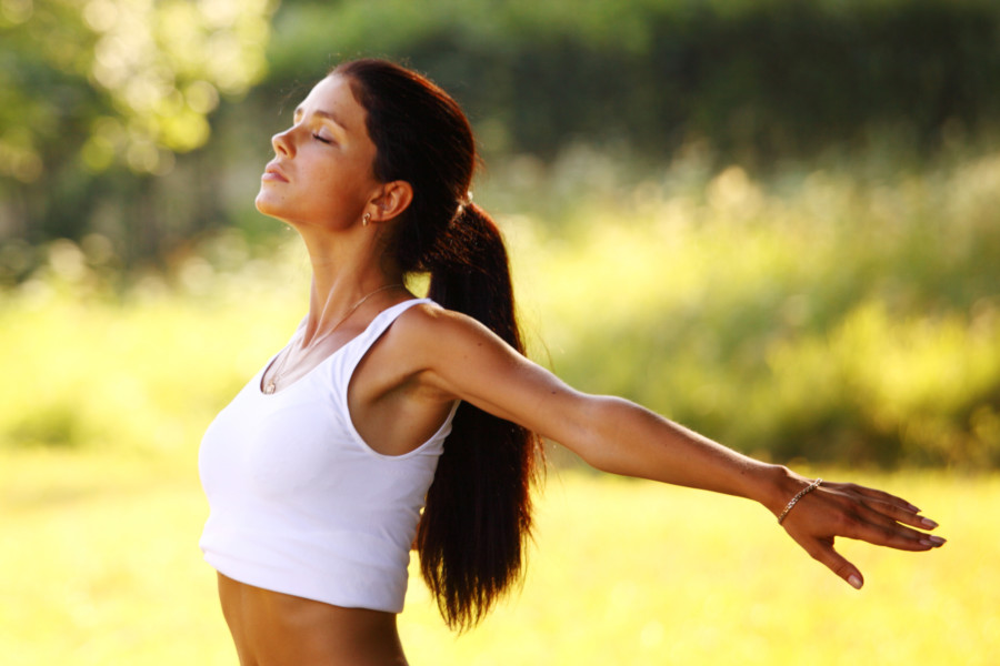 Physical health is the key to well-being