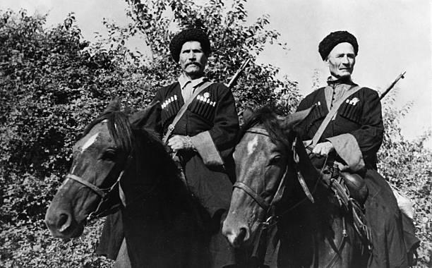 Kuban Cossacks, 1942
