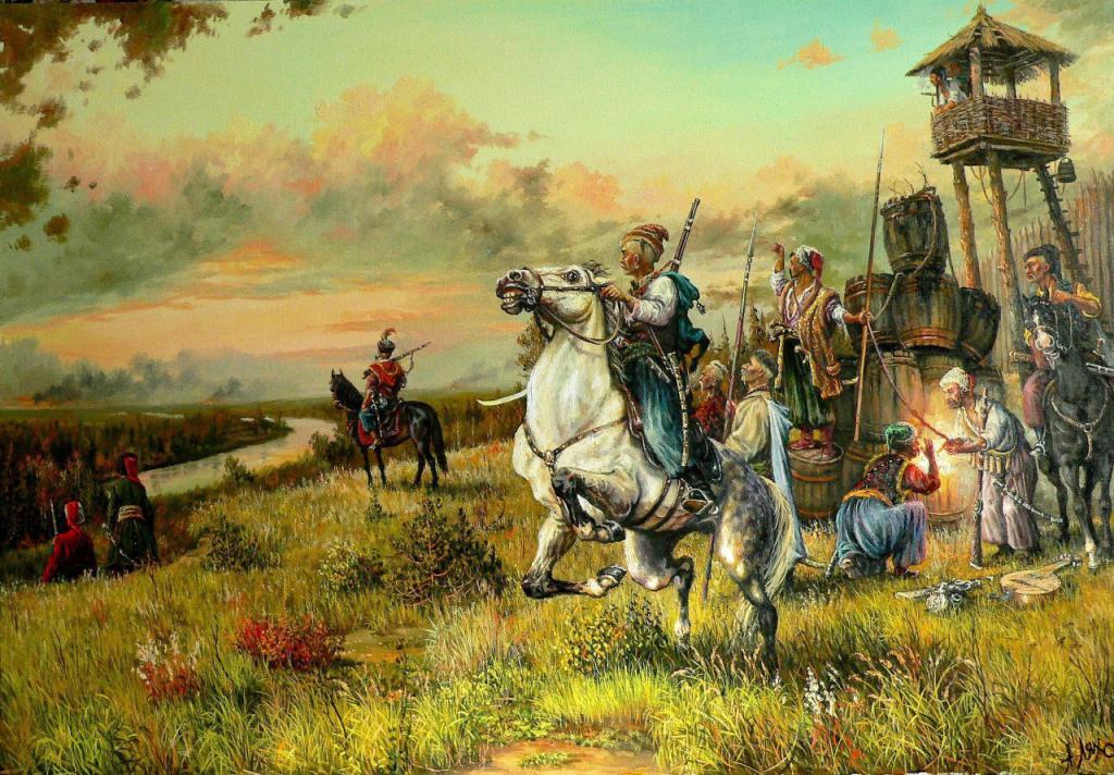 Zaporizhzhya Cossacks