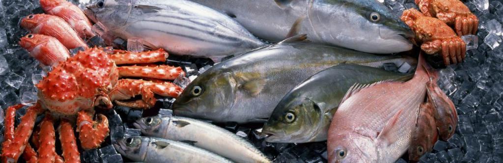 Жиры в рыбе