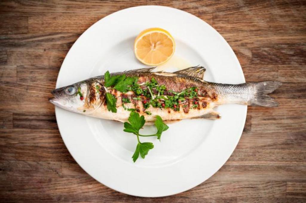 Маложирная рыба