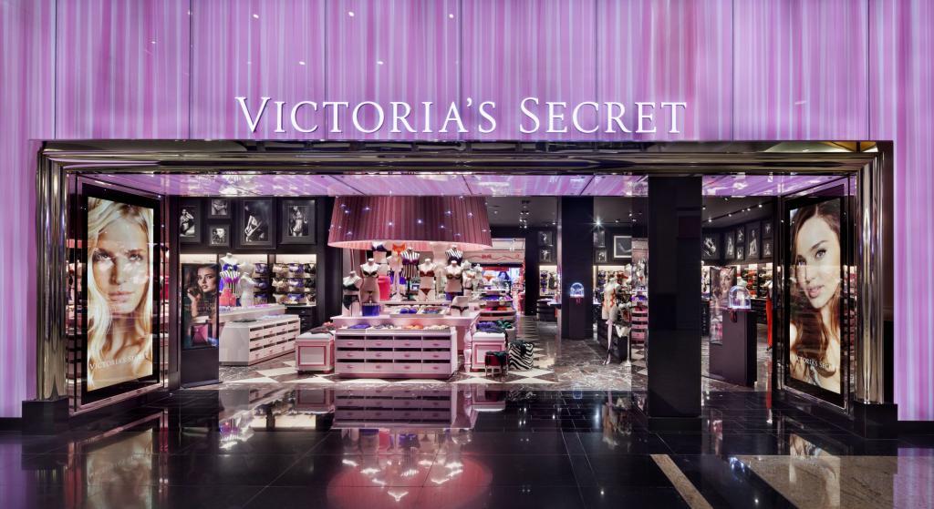 Магазин Victoria's Secret