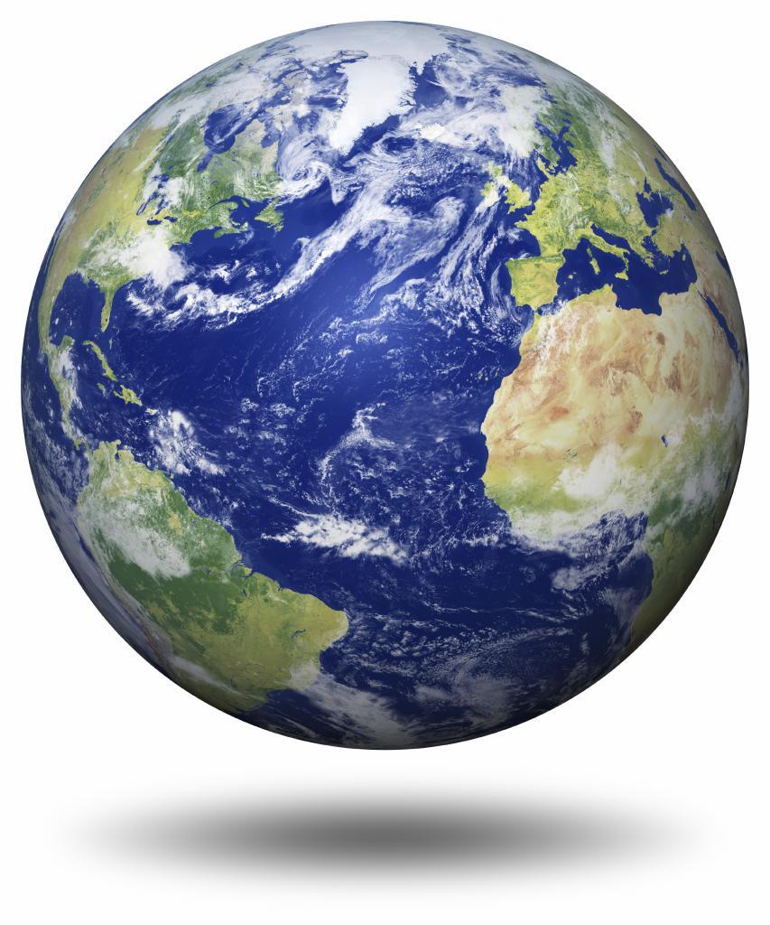 Мировое разделение труда