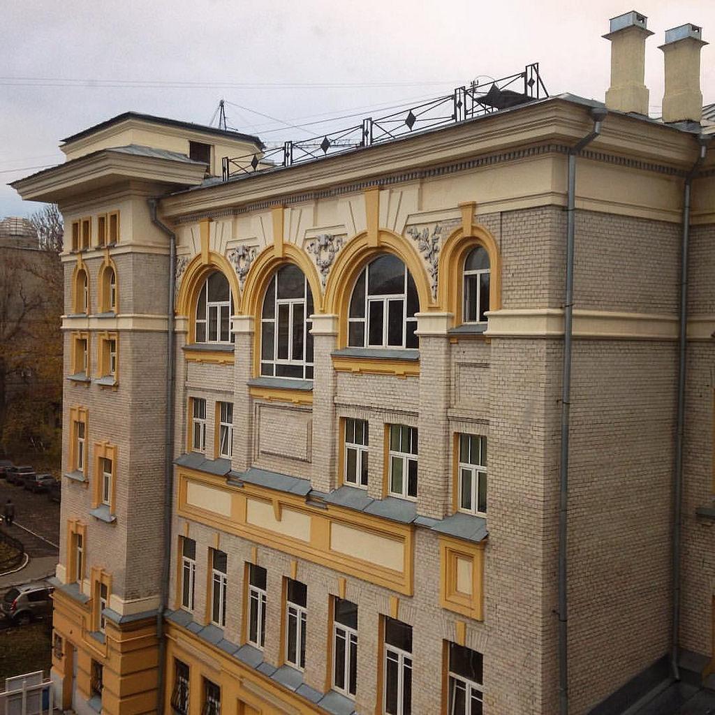 SSMU building