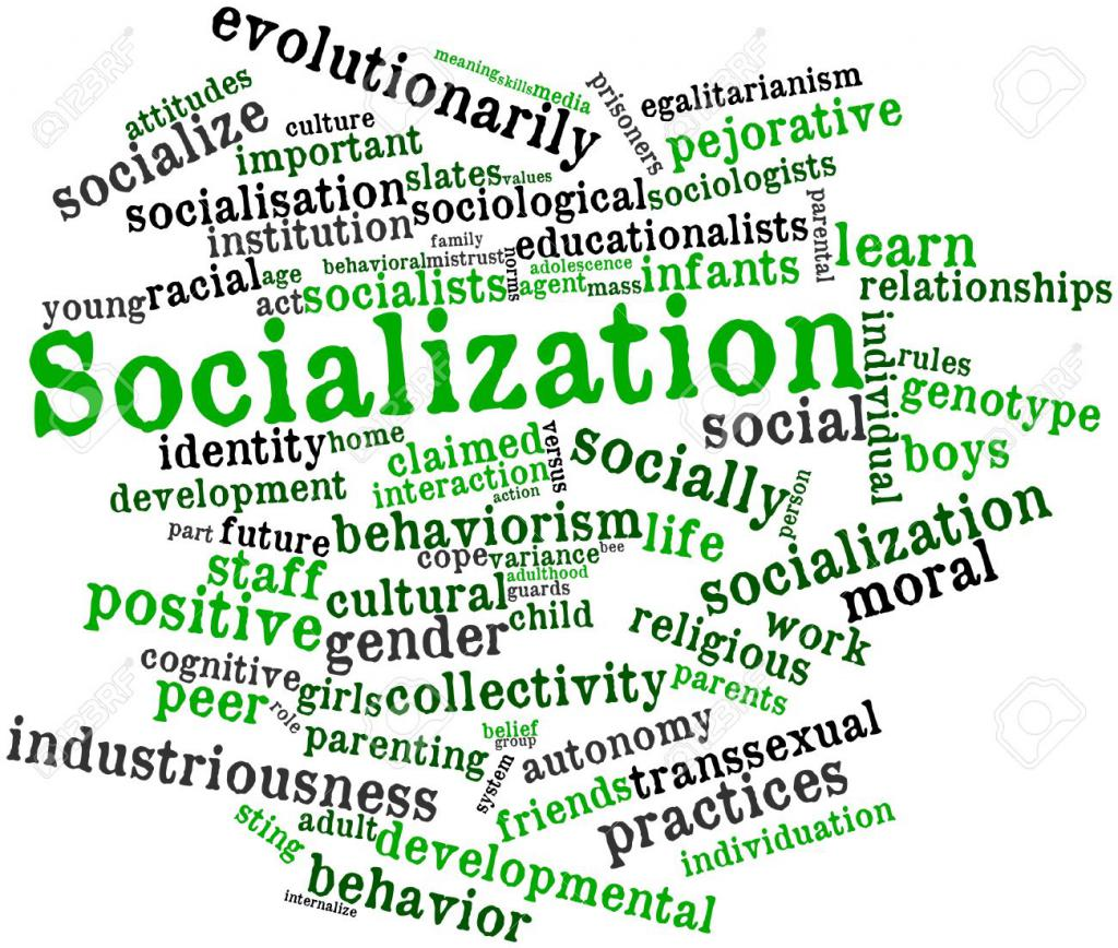 a discussion of the importance and features of socialization Definition of socialization: process by which individuals acquire the knowledge, language, social skills, and value to conform to the norms and roles required for integration into a group or community.
