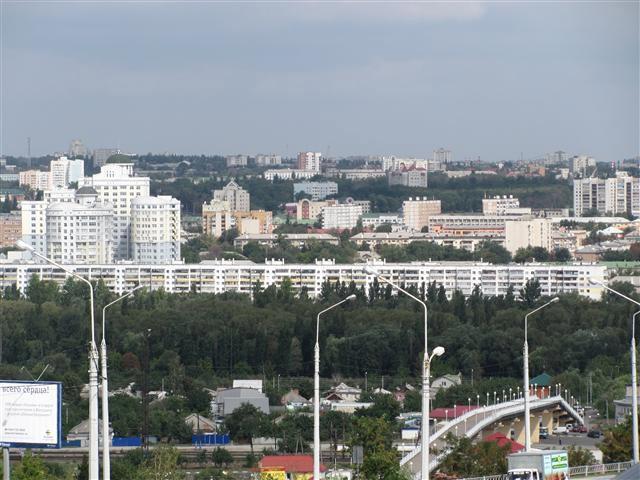 Belgorod climate