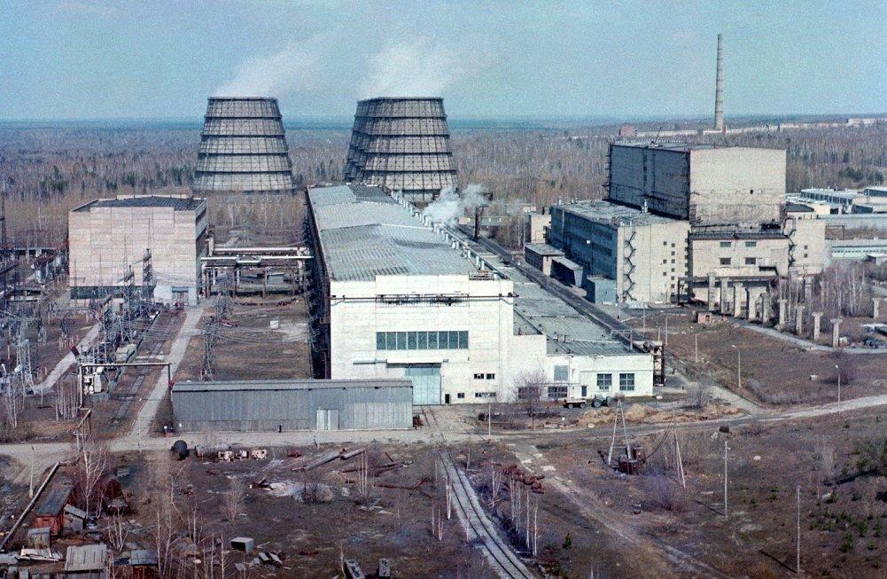 factories in Tomsk