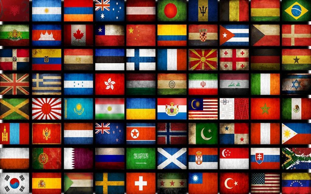флаги всех стран мира фото и названия двух