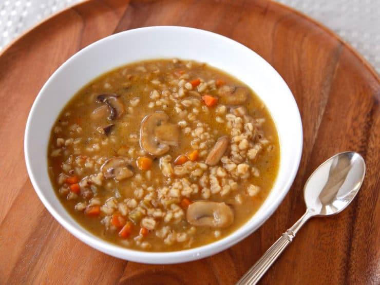 Перловка для похудения суп