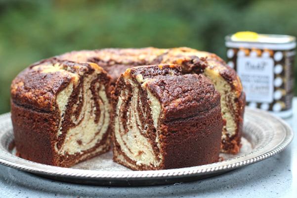 Мраморный пирог рецепт с фото пошагово вкусно