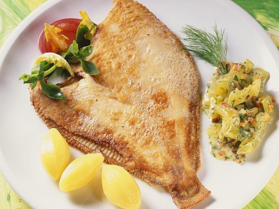 рецепты блюд из камбалы с фото условие для