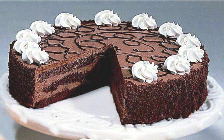 Cream for cakes