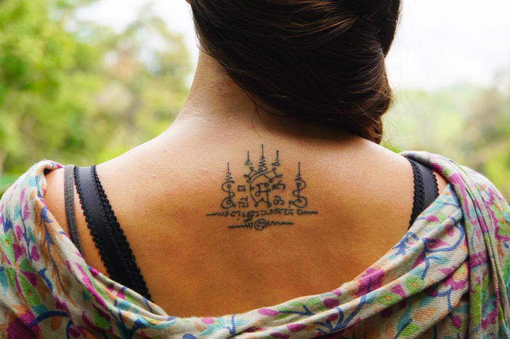 Тайские татуировки и их значение