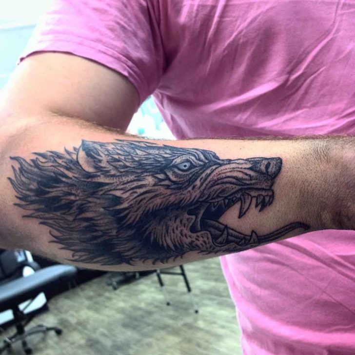 Татуировки символов одиночества, их значение