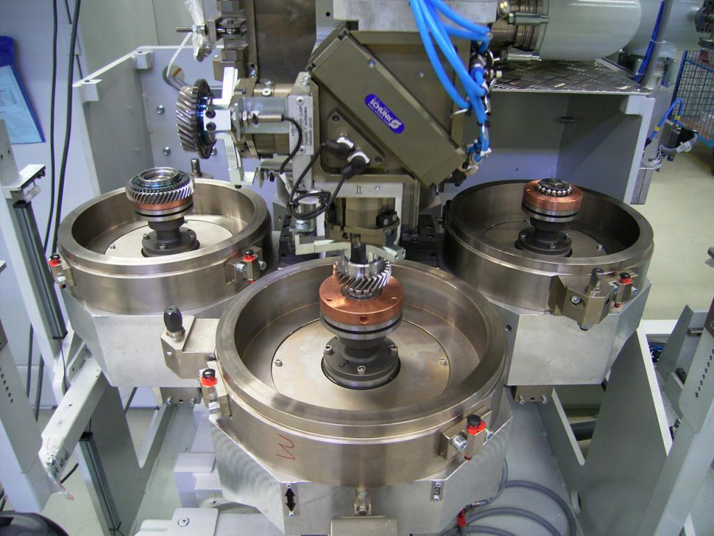 Производственные технологии