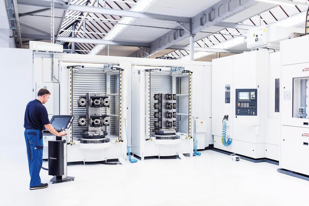 Системы автоматизации производства