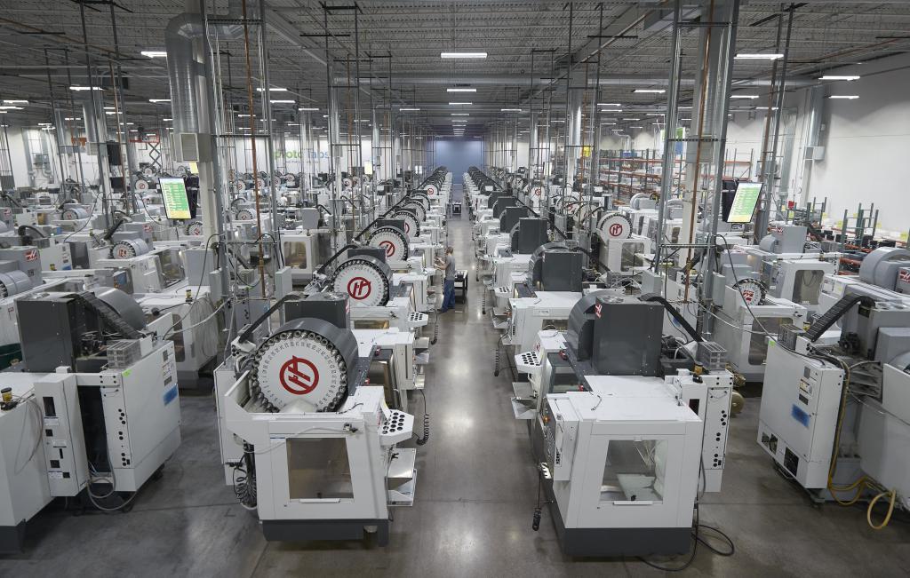 Цифровые технологии в современном производстве