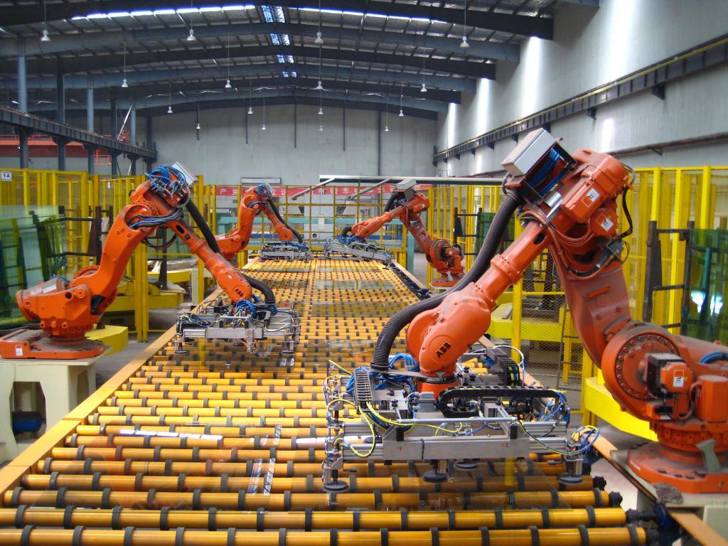 Создание умной фабрики с искусственным интеллектом и робототехникой