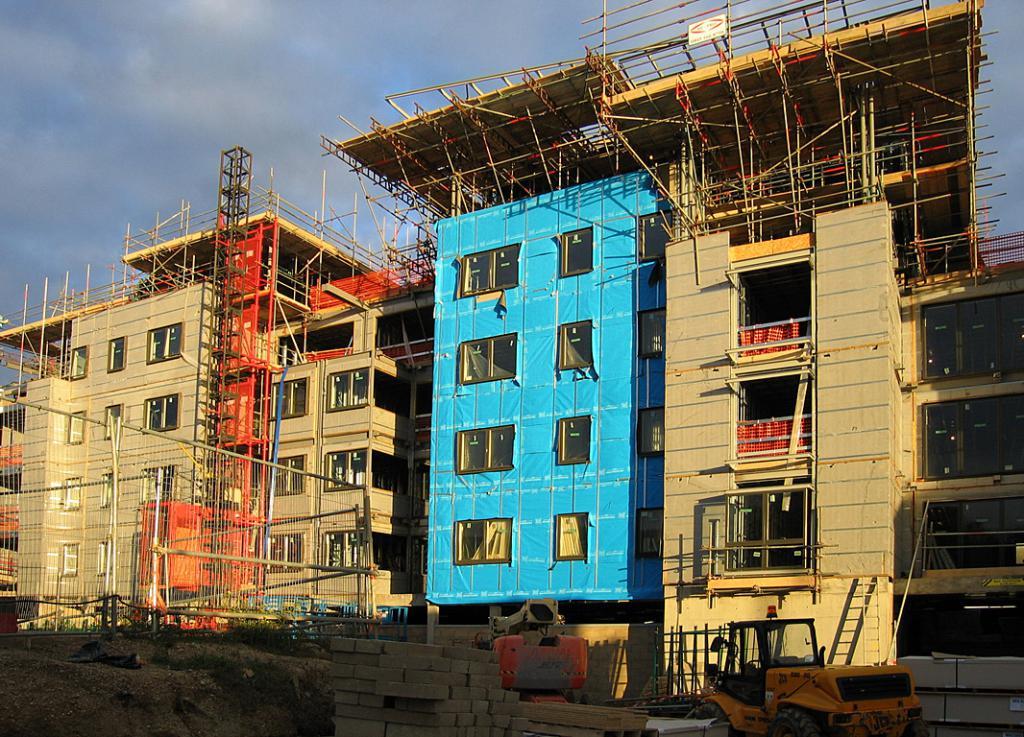 использование материалов в строительстве