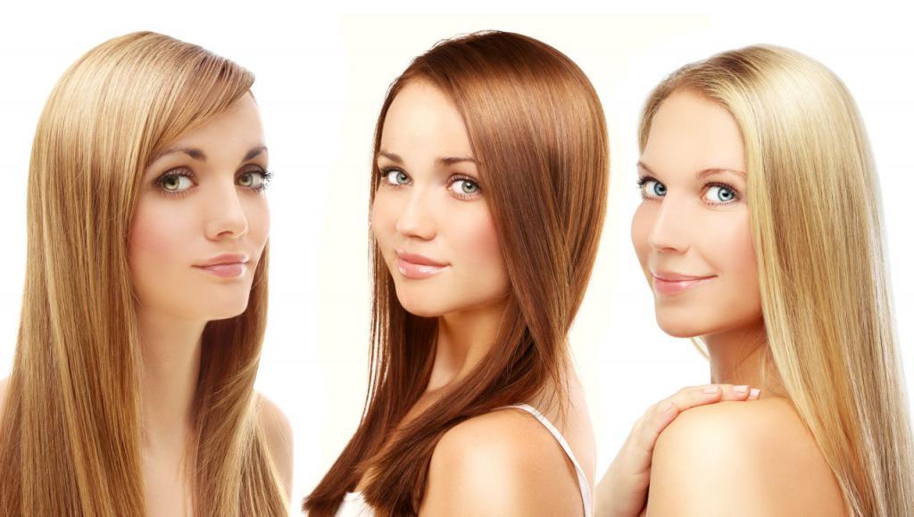 какой краской покрасить волосы в русый цвет