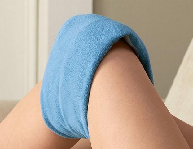 Компресс для колена