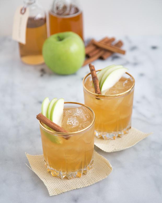 Ready apple moonshine