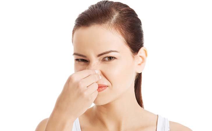 Неприятный запах спермы