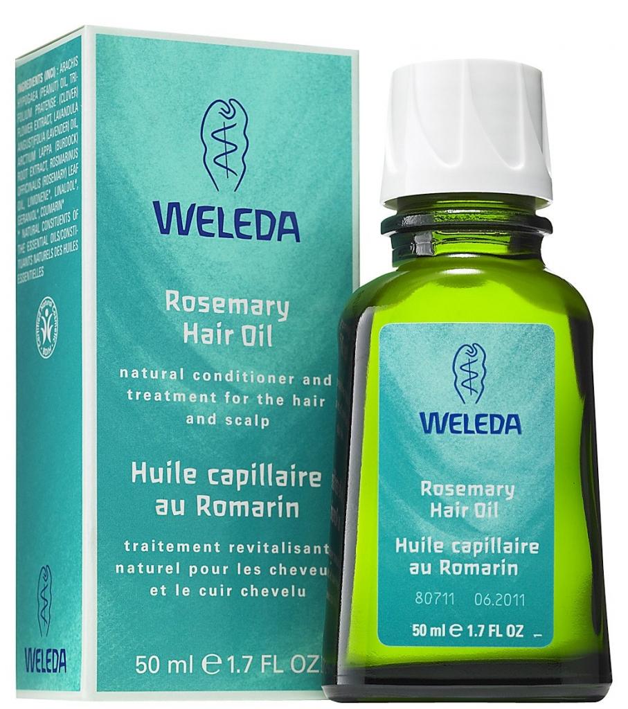 как лечить волосы при облысении маслом розмарина