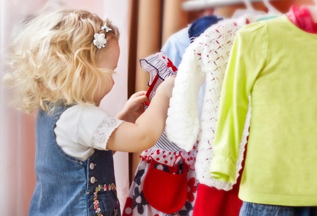 можно ли носить чужие вещи ребенку