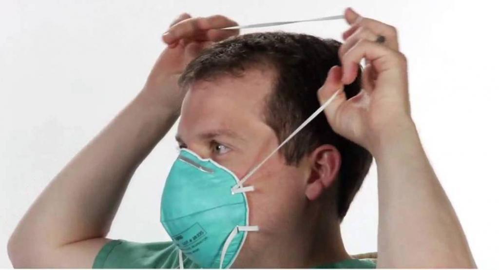 Медицинский респиратор или как лучше защититься от гриппа
