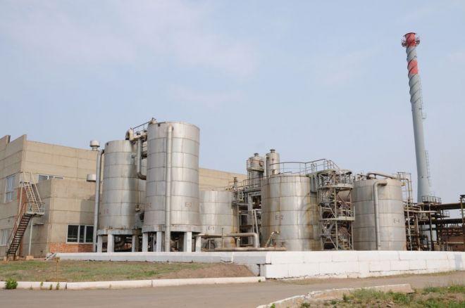 Завод синтетического спирта