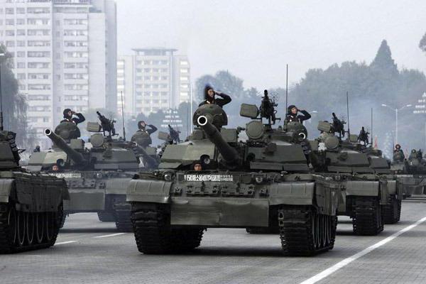 Вооруженные силы КНДР и Южной Кореи: сопоставление. Состав…