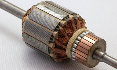 перемотка обмотки электродвигателя