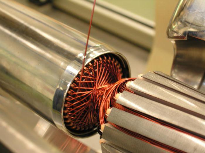 провод для перемотки электродвигателей