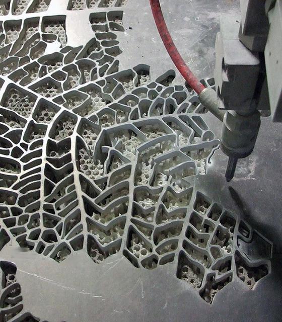 резка металла водой давление