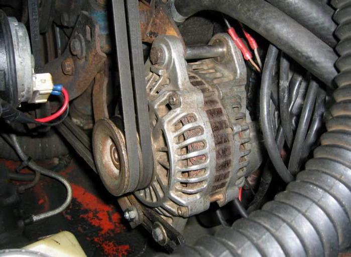 Доработка генератора - Доработки и тюнинг ВАЗ 2110, ВАЗ 2111