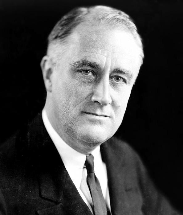 most active first hundred day term under franklin delano roosevelts presidency