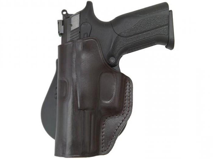 кобуры для пистолетов поясные