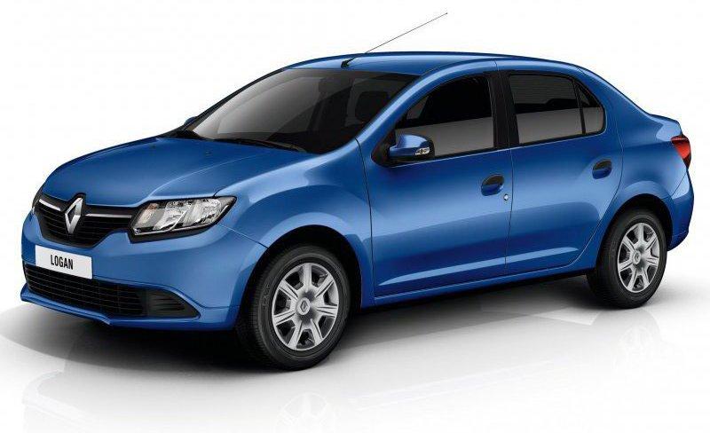 Renault Logan Model