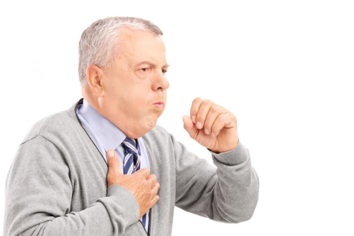 Allergic cough