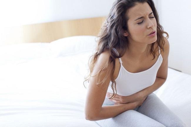 Боль при кисте яичника