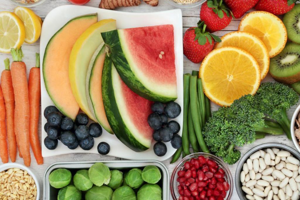 Овощная диета гепатит с