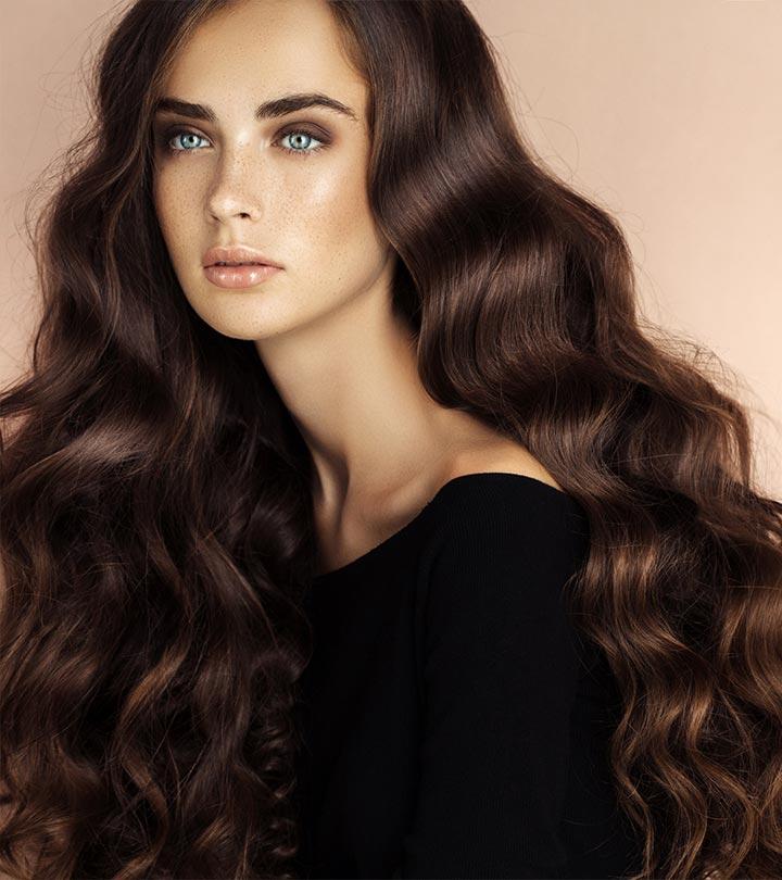 интенсивный каштановый цвет волос фото сотрите линии, чтоб