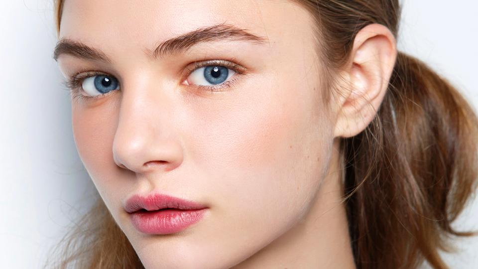 макияж глаз без туши для ресниц