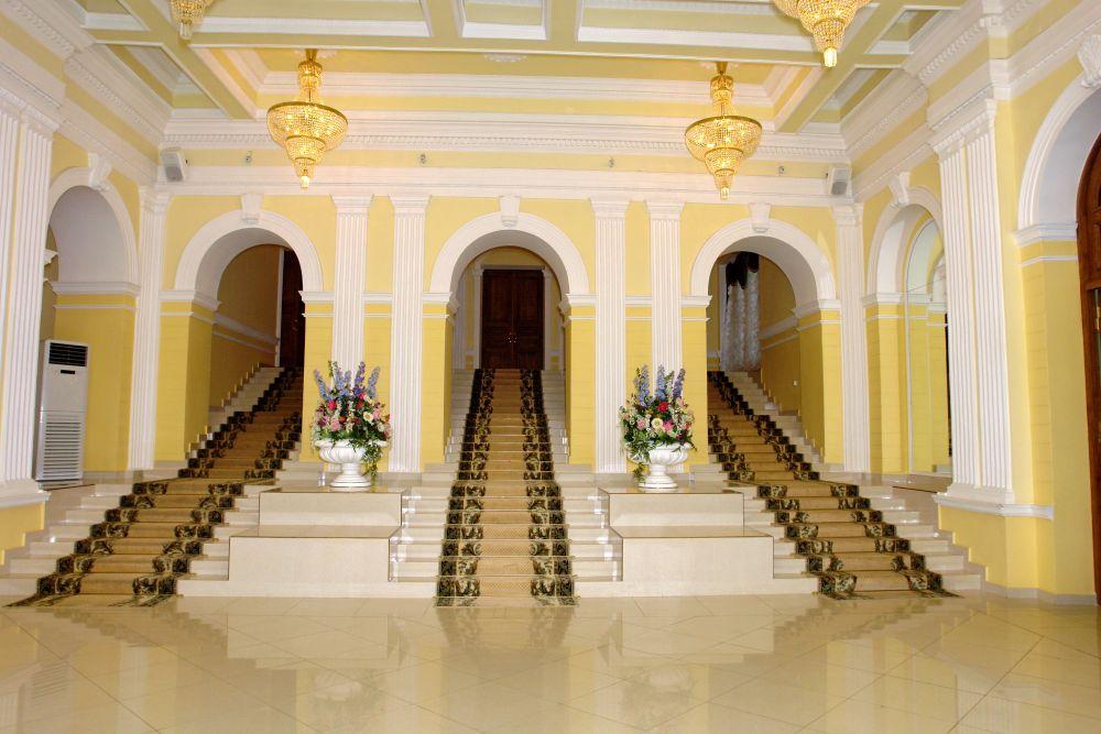 Дворец бракосочетаний в Воронеже: где находится и как туда попасть